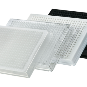 Microplacas y film adhesivo